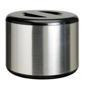 Παγοδιατηρητής Ασημί-Μαύρο 10Lt