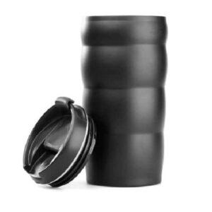 θερμός Καφέ Hario V60 Uchi Mug Black 0.35lt
