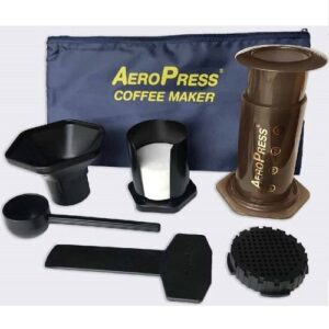 Aerobie-Aeropress-Coffee-Maker-With-Tote-Bag-200ml