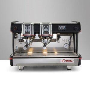 Επαγγελματική Μηχανή Espresso La Cimbali M100 Attiva Gta DT/2