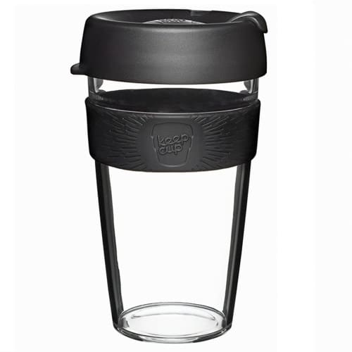 KeepCup Clear Edition Οικολογικό Ποτήρι Καφέ 16oZ/454ml