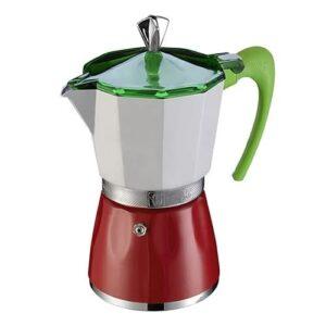 Καφετιέρα Εσπρέσο Gat Tricolore 6 Cups