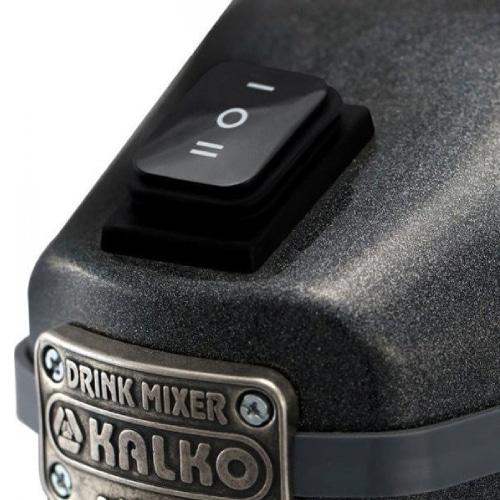 Kalko Φραπιέρα KDM450 Μαύρη Περλέ-1