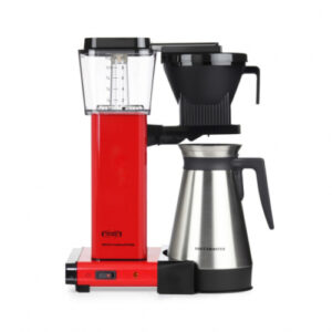 Moccamaster KBGT 741 Thermos Red