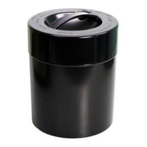 Δοχείο Αποθήκευσης Καφέ Vacuum 1000gr Black