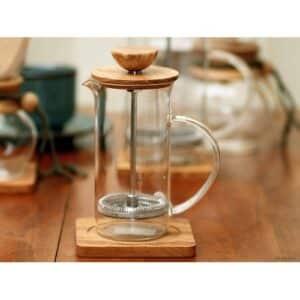 Πρέσα Τσαγιού Hario Tea Press Wood