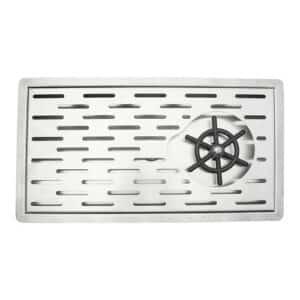 Συσκευή Ξεπλύματος Pitcher Rinser Χωνευτό 42.5x23x3cm
